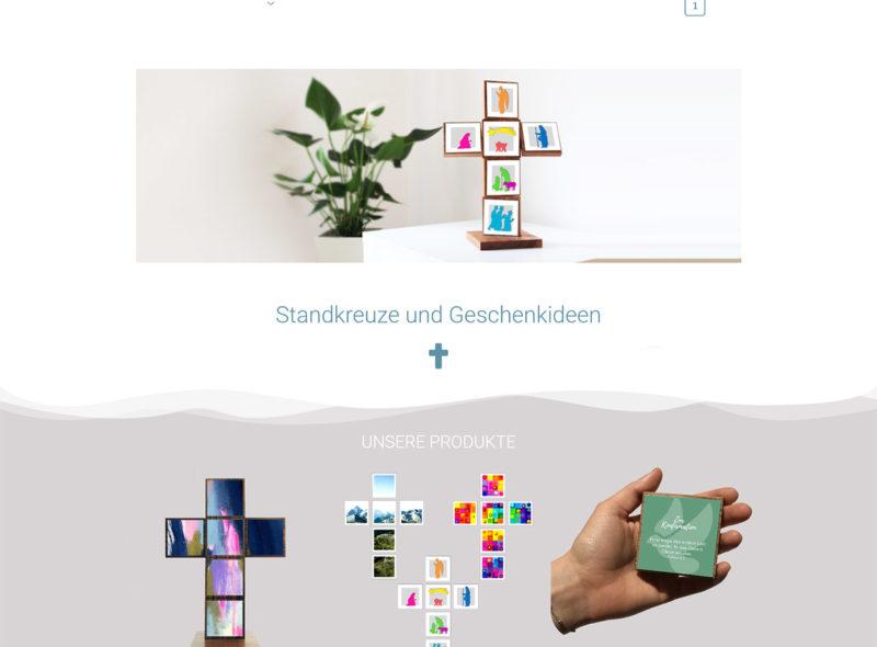 Farbenkreuz - JKB Christliche Designwerkstatt
