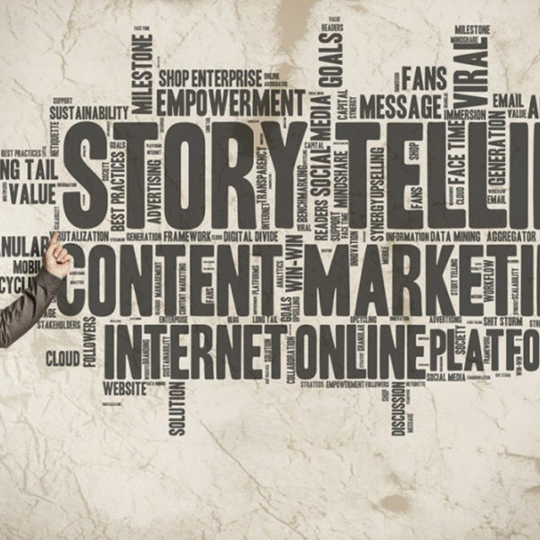 Blog: Storytelling - Geschichten für das Web