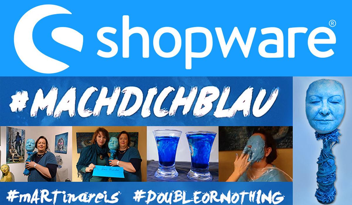shopware machdichAblau Collage