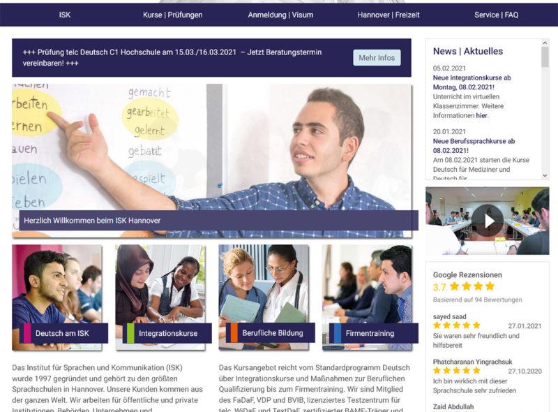 isk Hannover - Institut für Sprachen und Kommunikation