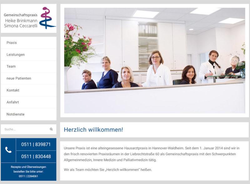 Arztpraxis Hannover Waldheim