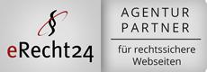 eRecht24 Agenturpartner für rechtssichere Websites