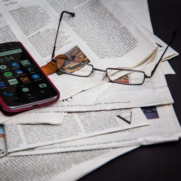 Blog: Informationen aus der Zeitung und dem Internet