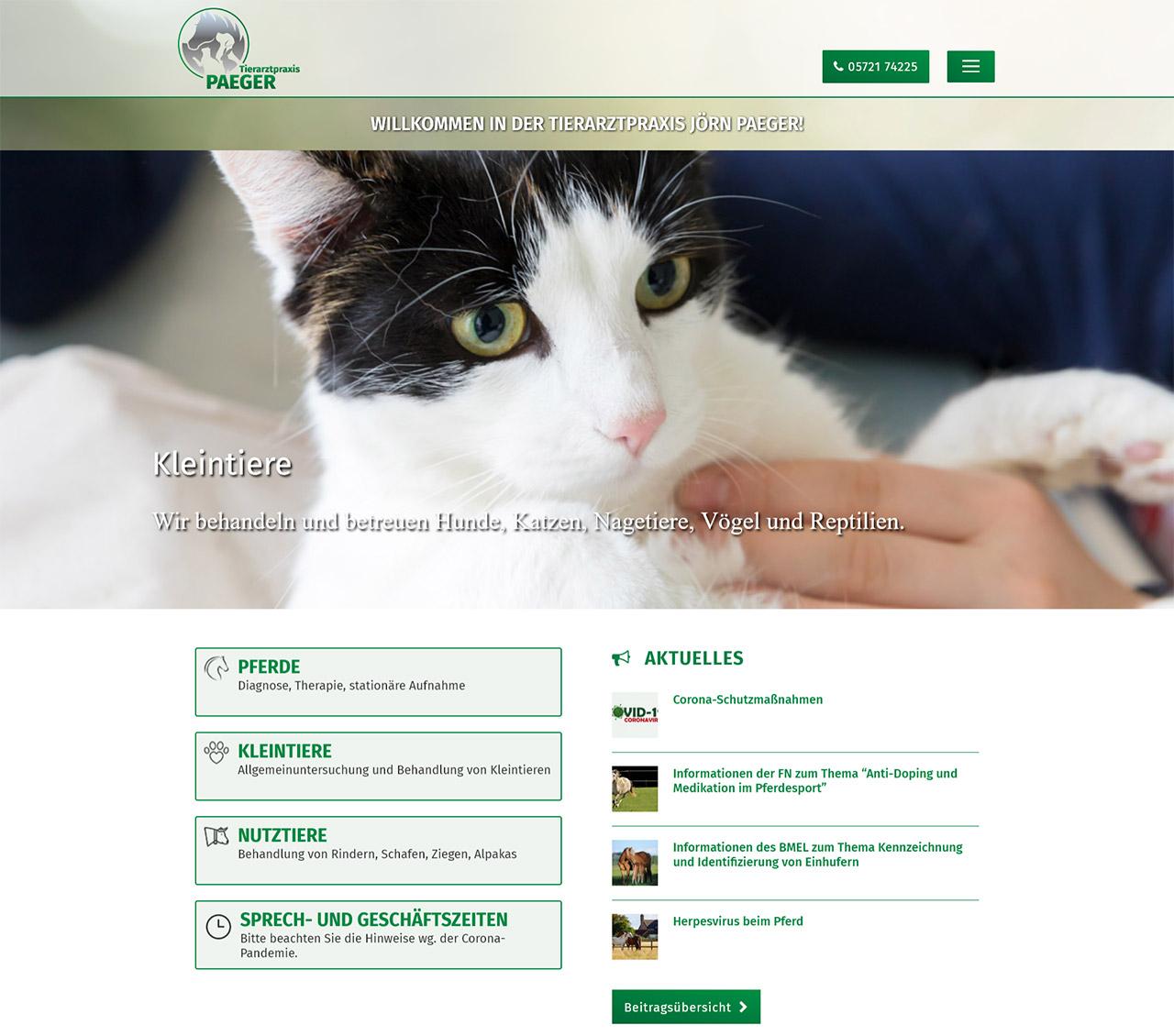 Tierarztpraxis Jörn Päger