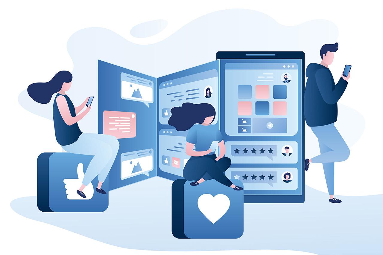 Barrierefrei-niederschwellige Webseiten: Maussteuerung, Eingabe per Tastatur oder Touchbetrieb