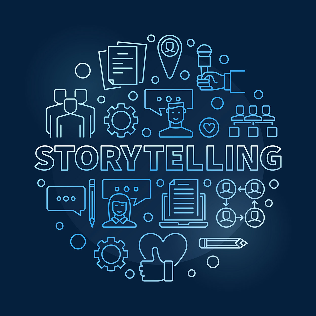 SEO / Content Marketing - Storytelling