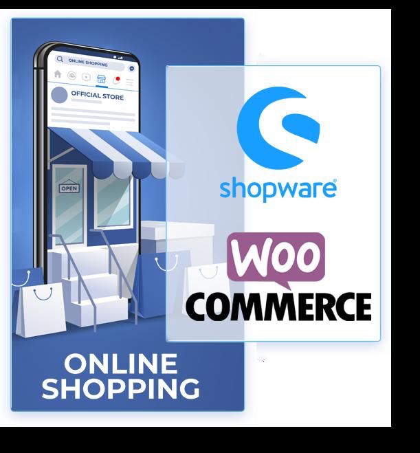 Online-Shop - Ideale Ergänzung zum lokalen Handel