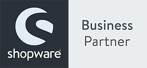 Logo Shopware Business Partner