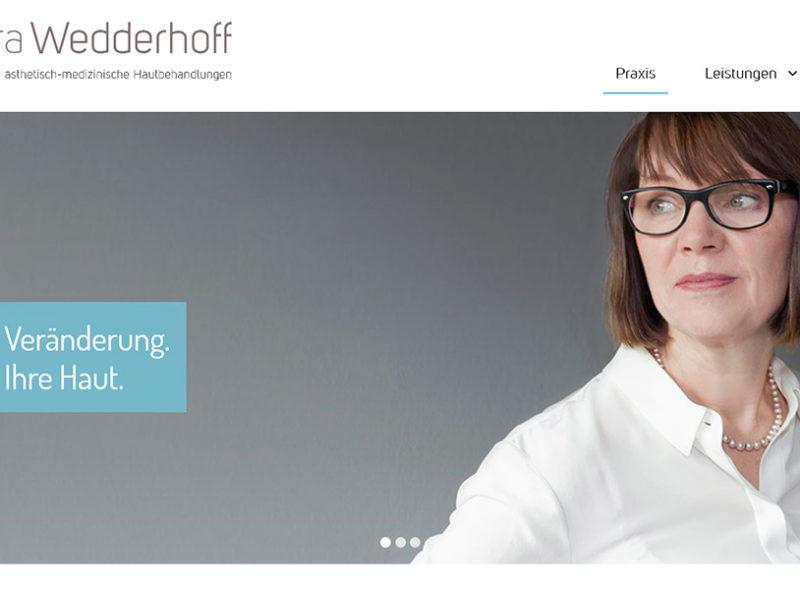 Barbara Wedderhoff: Praxis für ästhetisch-medizinische Hautbehandlungen