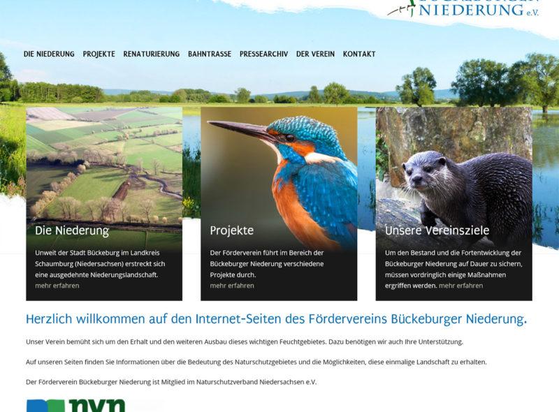 Förderverein Bückeburger Niederung e.V.