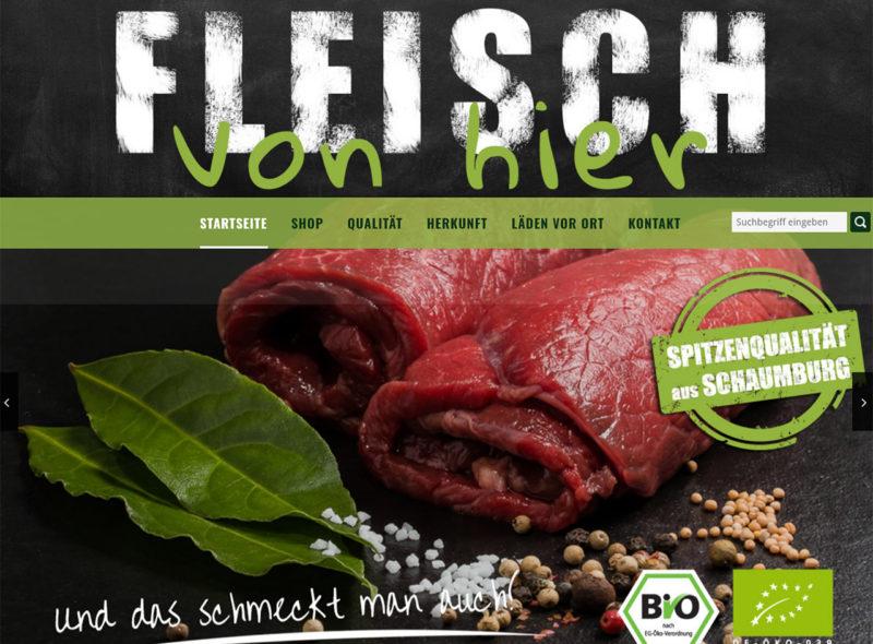 Fleisch von hier: Spitzenqualität aus Schaumburg