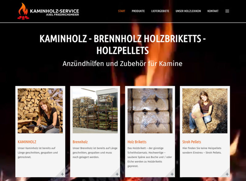 Kaminholz-Service Axel Friedrichsmeier