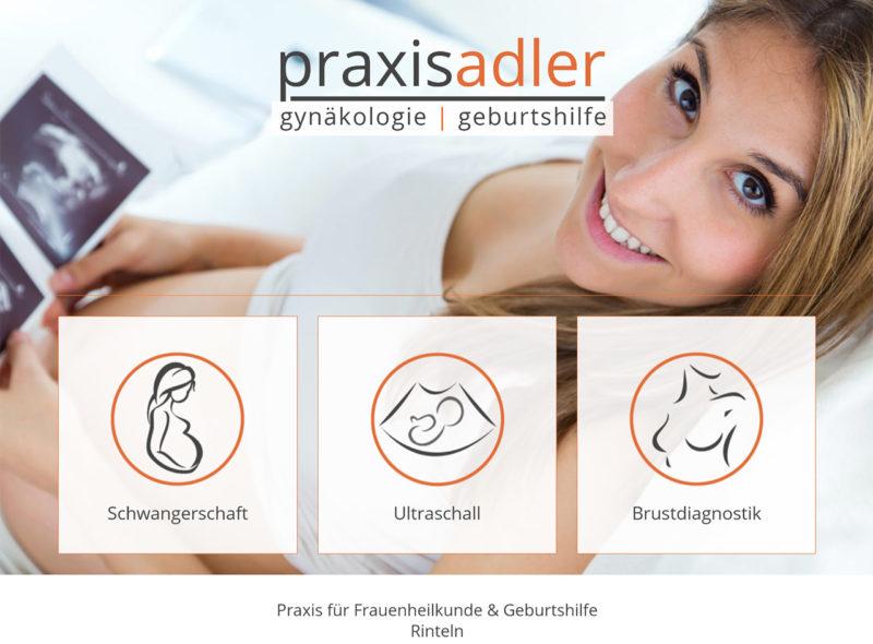 Praxis Adler - Gynäkologie   Geburtshilfe