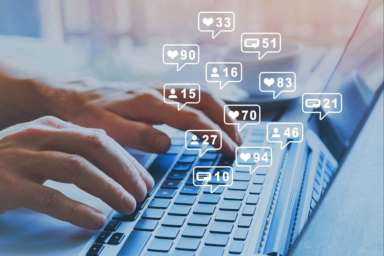 Social Media Marketing - Likes und Follower
