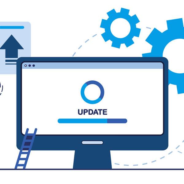 endlich sorglos online: eso TECH - Technische Aktualisierung von Websites