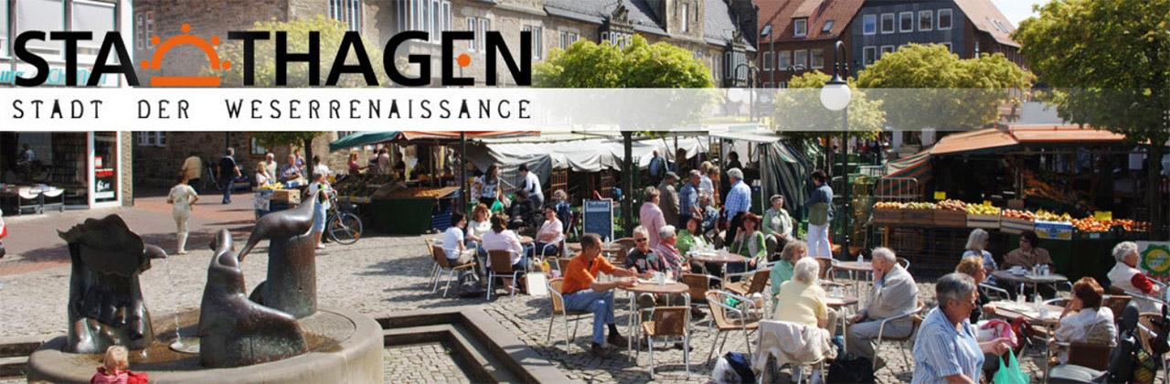 Blog: Eine neue Website für Stadthagen