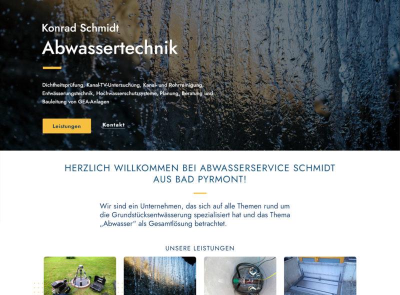 Abwasserservice Schmidt aus Bad Pyrmont