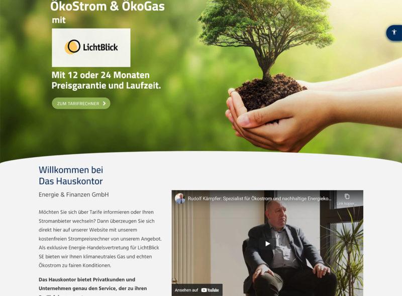 Rudolf Kämpfer - Das Hauskontor Energie und Finanzen GmbH - Bremen